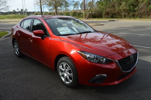 new 2016 mazda mazda3 i sport 4d sedan in myrtle beach m10350 beach automotive group. Black Bedroom Furniture Sets. Home Design Ideas